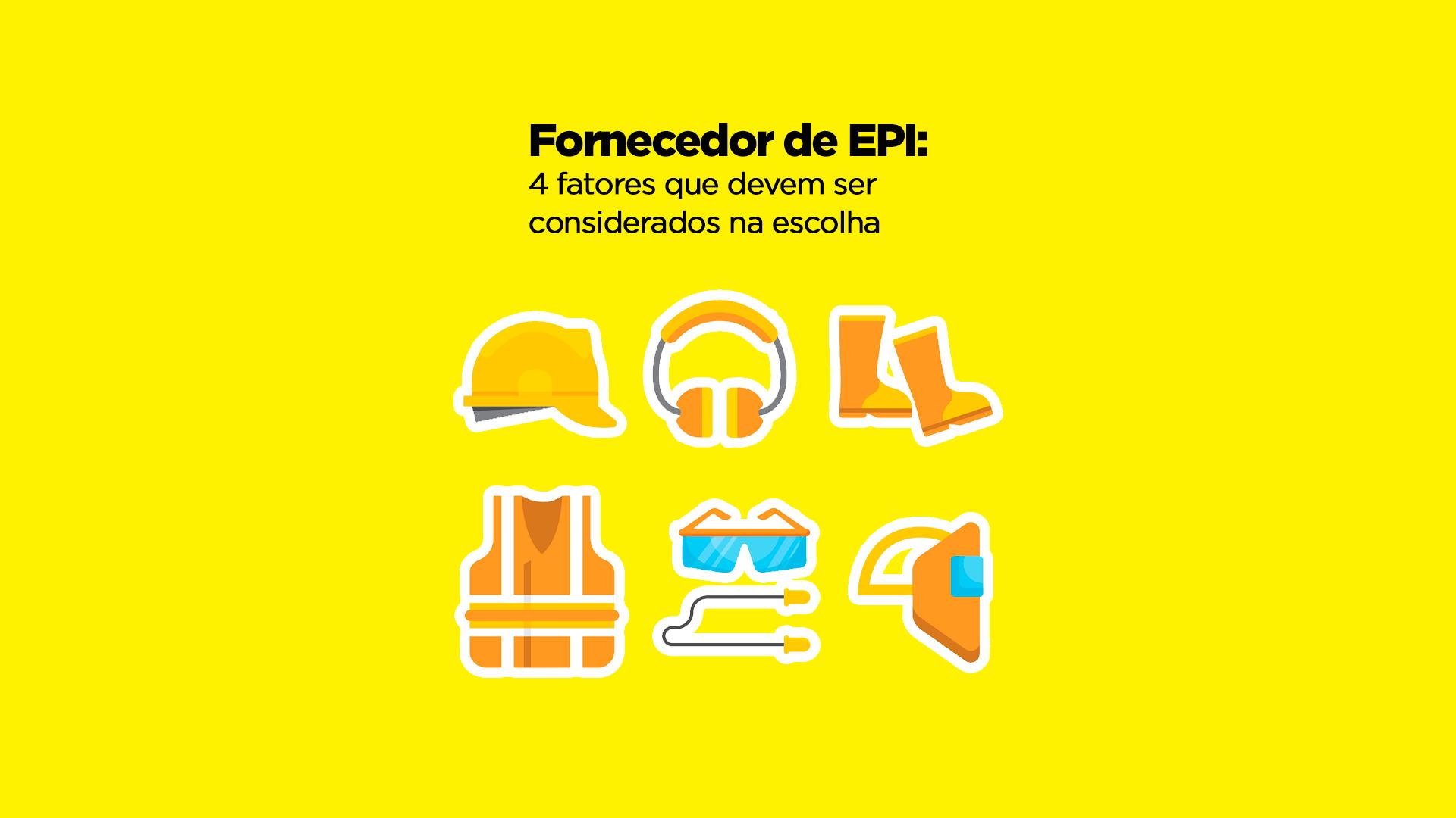 Fornecedor de EPI