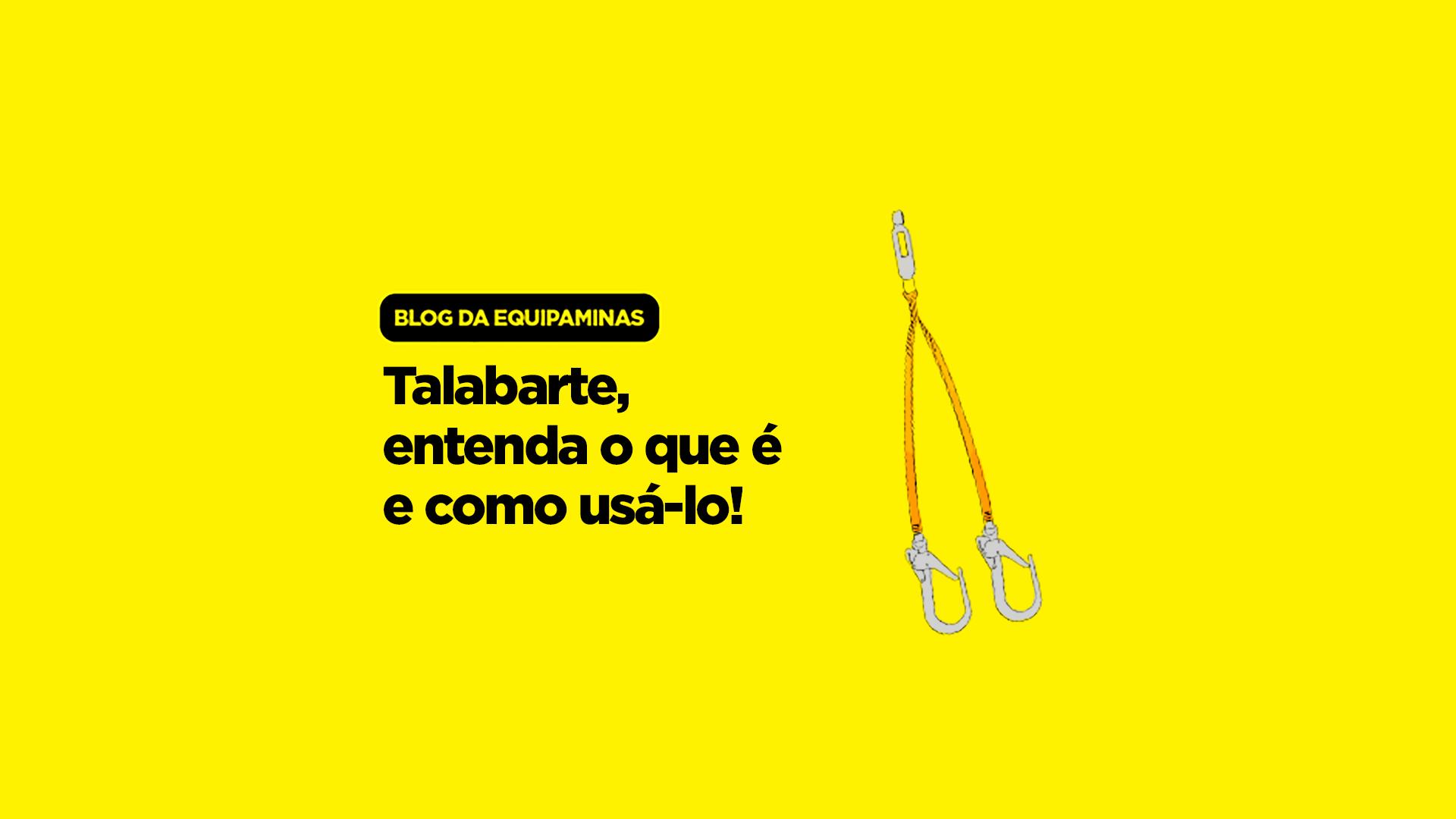 Talabarte: entenda o que é e como usar